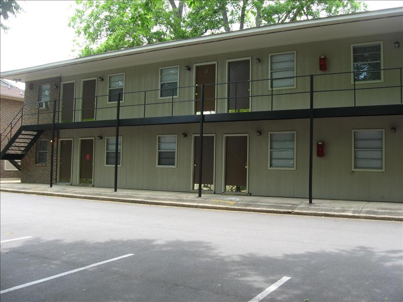 University Park Apartments Troy Al