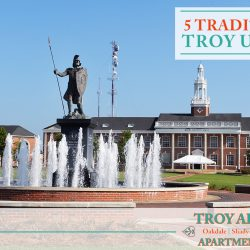 Traditions from Troy University