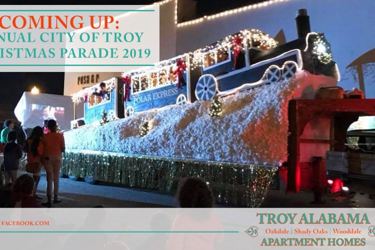 Coming Up: Annual City of Troy Christmas Parade 2019