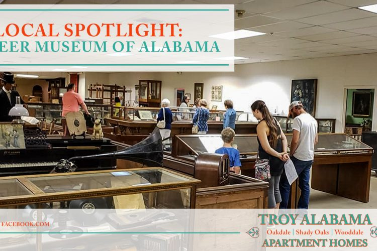 Local Spotlight: Pioneer Museum of Alabama