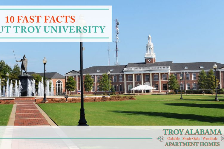 10 Fast Facts About Troy University