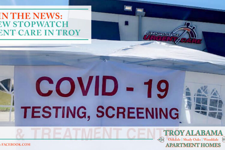 In the News: New Stopwatch Urgent Care in Troy