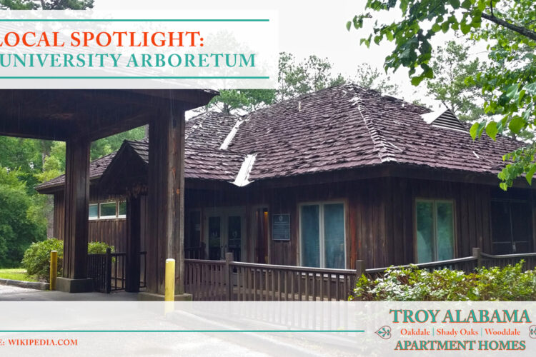 Local Spotlight: Troy University Arboretum