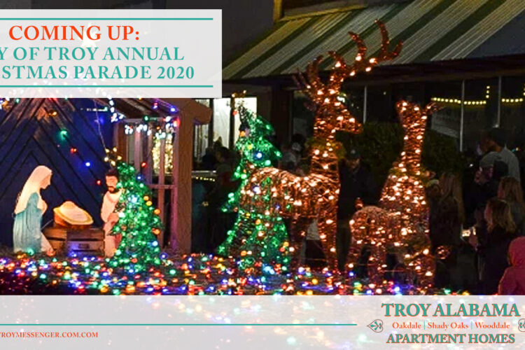 Coming Up: City of Troy Annual Christmas Parade 2020