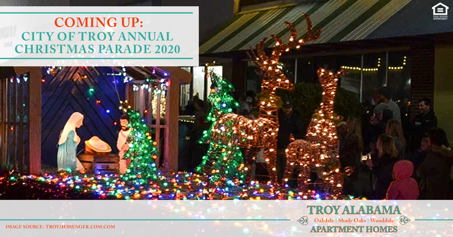 City of Troy Annual Christmas Parade 2020