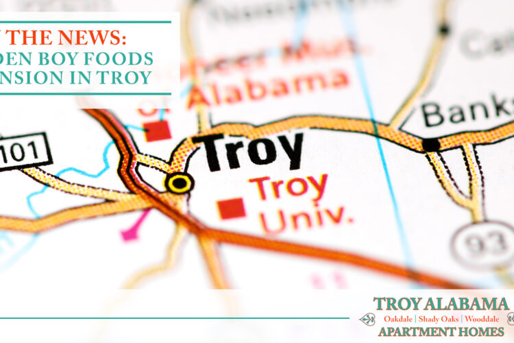 In the News: Golden Boy Foods Expansion in Troy