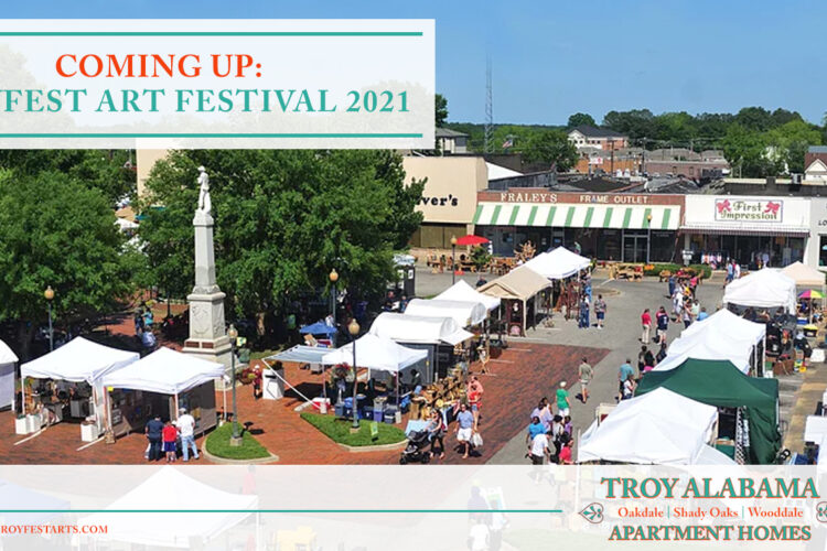 Coming Up: TroyFest Art Festival 2021