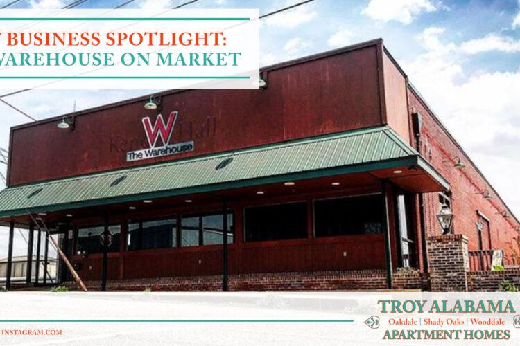 New Business Spotlight: The Warehouse on Market